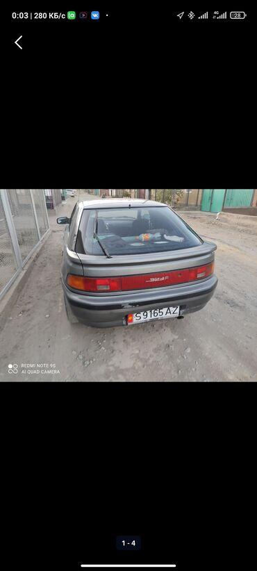 Mazda 323 1.6 л. 1990