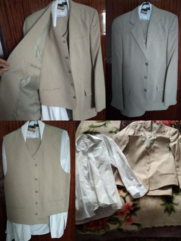 Брючный костюм для мужчин 46 размер подробности в моём профиле в Шопоков