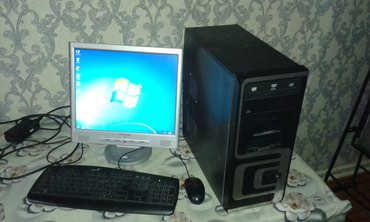 Компьютер. Dual core 2.0 в Бишкек