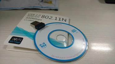 Bakı şəhərində Nano Wifi adapter mini 150mb Nano Wifi adapter mini 150mb