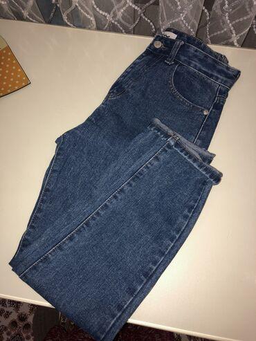 Продаю джинсы, плотная джинса, не растягивается, почти что новые