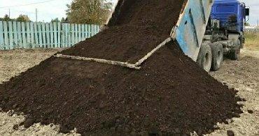 Другие товары для сада в Ак-Джол: Чернозём, перегной оптом и в розницу и.т.д