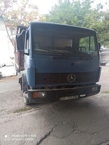 электромотороллер бишкек in Кыргызстан | ГРУЗОВИКИ: Срочно продаю или меняю Mercedes Benz 809 самосвал, 4 кубовый