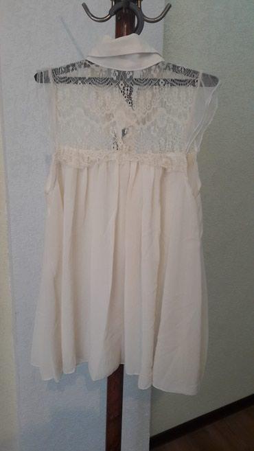 Продаю блузку очень нежное размер 44 46 . в Бишкек
