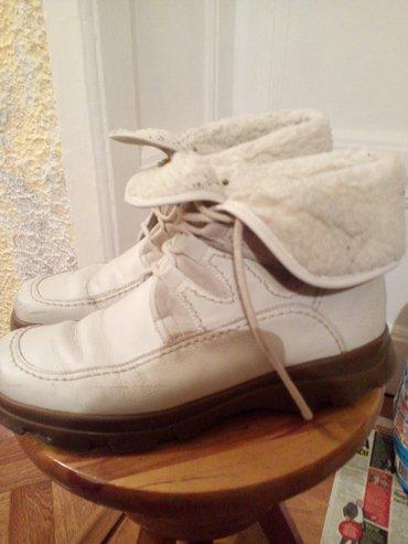 Cipele-zimske - Srbija: Zimske zenske cipele. Bez ostecenja. Br 41