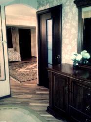 Квартиры оснащены всеи бытовой техникои и мебелью. в Бишкек