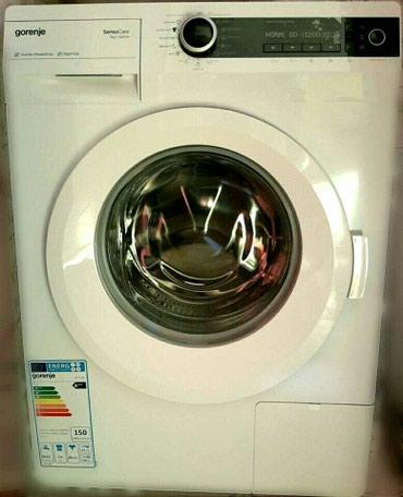 Saracka masina - Srbija: Frontalno Automatska Mašina za pranje Gorenje 8 kg