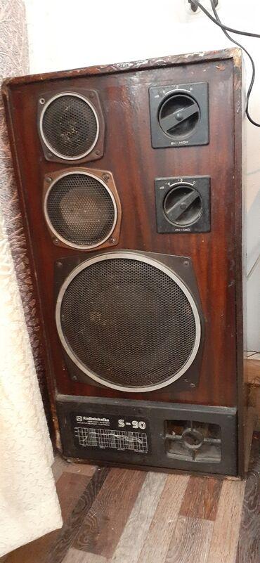 apparaturu s90 в Кыргызстан: Срочно продаю колонку S90. Цена 5000 сом. Обращаться по номеру
