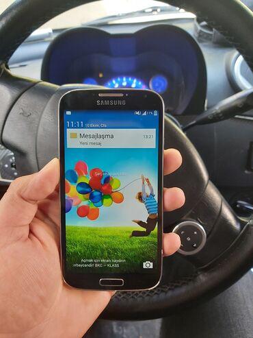 Samsung galaxy б у - Азербайджан: Б/у Samsung Galaxy S4 Черный