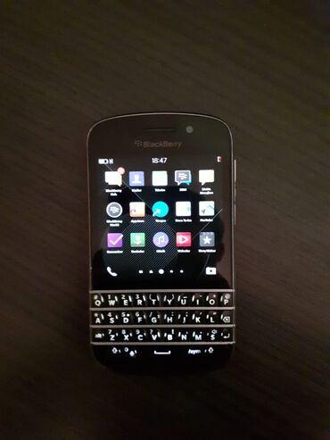 blackberry classic - Azərbaycan: Tecili satılır! Blackbery Q10. Heç bir problemi yoxdur. həm sensor həm