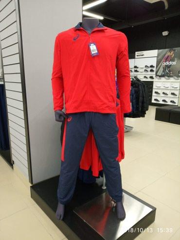 спортивный в Кыргызстан: Спортивный костюм Двойка ASICS