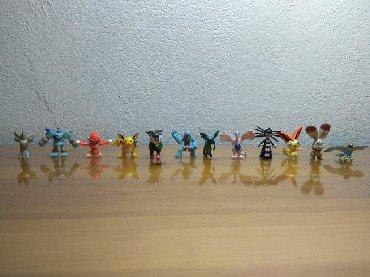 Συλλογή φιγούρων pokemon