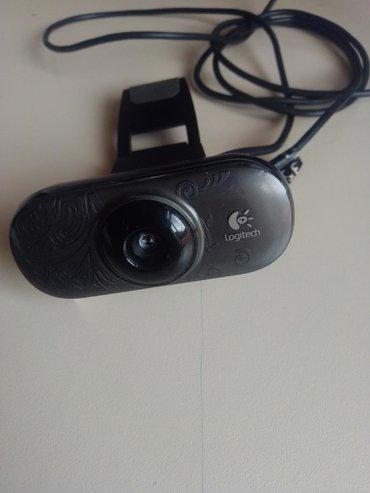 Logitech web kamera za PC veoma dobar kvalitet snimka