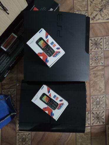 джойстик от ps3 к компьютеру в Кыргызстан: Ps3 slimka 160 gb. С одним джойстиком. Пару дисков. В отличном состоя