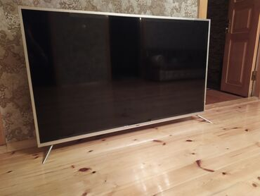Электроника в Балакен: 1.65sm ORBİT TV. 4K vifi, android sistem. problemsiz TV, 2 ay işlə
