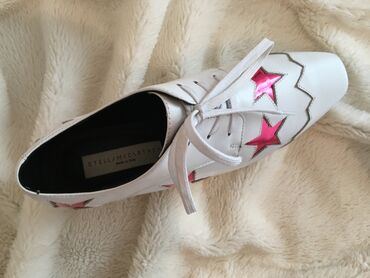 Ženske cipele, prirodna koža, StellaMcCartney