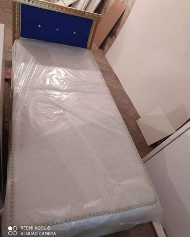 Biləsuvarda: Sifarisle yigilir reng secimi var,olcusu1.90×90 a,qiymeti matrasda