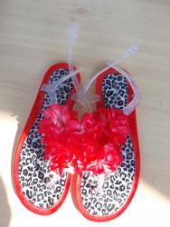 Sandale, Japanke, nove, br 39,prelepe,unikatne... - Belgrade