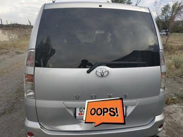 тойота-авенсис-2004-цена-бишкек в Кыргызстан: Продам 5-ю дверь, Тойота Вокси, есть 2 вмятины, стекло целое
