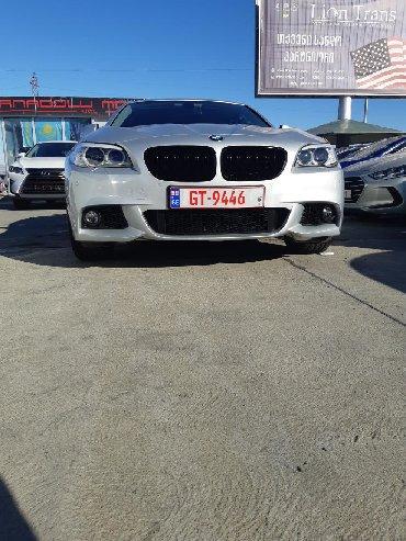 Bakı şəhərində BMW 525 2010- şəkil 8
