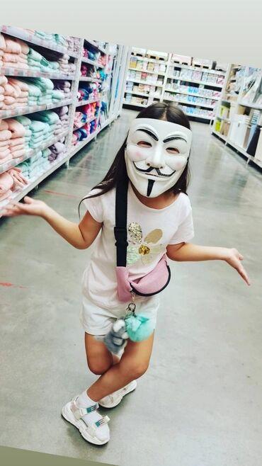 Долгожданное поступление масок АНОНИМУС! Благодаря маске, сегодня