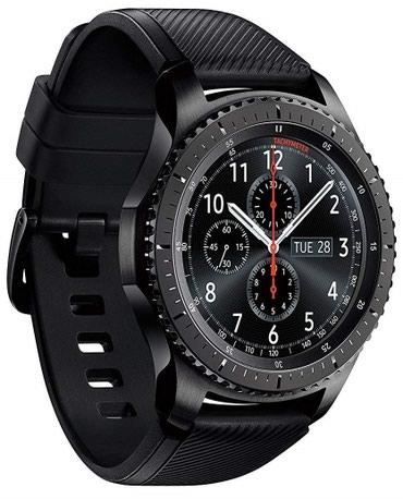 Bakı şəhərində Samsung Watch S3 Frontier (SM- R760)