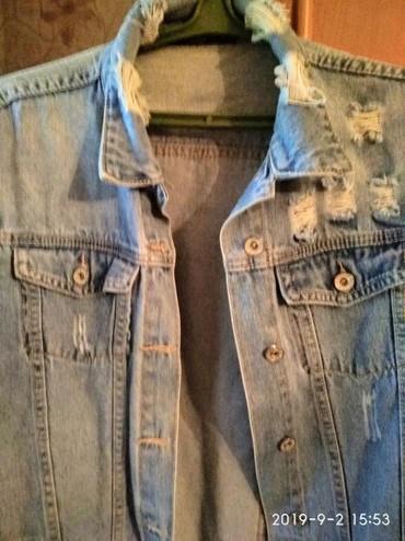 джинсовая жилетка женская в Кыргызстан: Рубашки и блузы Stella