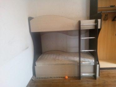 Двух ярусная кровать! В хорошем в Novopokrovka