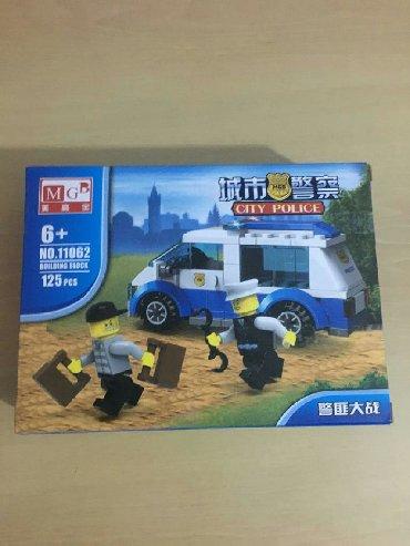 bugatti-veyron-8-dsg - Azərbaycan: LEGO City Police 8 azn Yaxşı vəziyyətdə