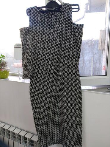 Продаю Marks & Spencer платье с открытыми плечами 1500 сом размер