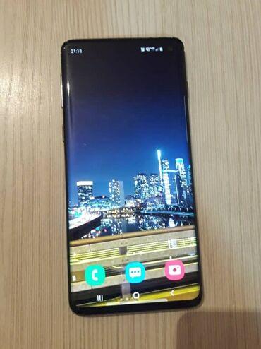 Б/у Samsung Galaxy S10 128 ГБ Черный