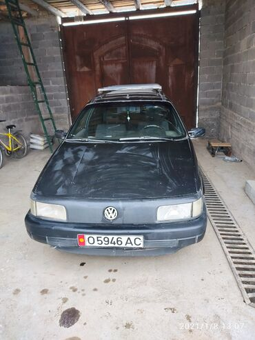 запчасти volkswagen transporter t4 в Кыргызстан: Volkswagen Passat 2 л. 1993