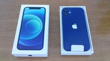 IPhone 12 mini   64 GB   Göy   Yeni   Face ID