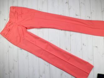 Коралловые женские брюки Bovona, р. S Длина штанины: около 103 см Длин