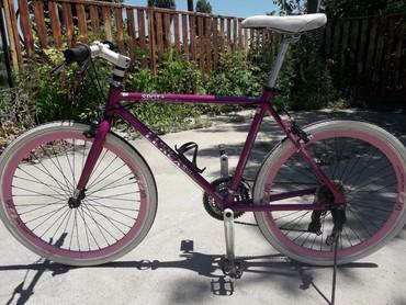 горный велосипед next в Кыргызстан: Велосипед Корейский.шоссейник.алюминиевая рама  Велосипеды из Кореи шо
