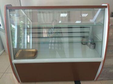 stolovye-pribory-bez-nozha в Кыргызстан: Новый Холодильник-витрина холодильник