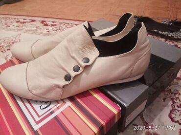 Личные вещи - Шевченко: Кожаные туфли оригинально смотрится одето пару раз состояние нового