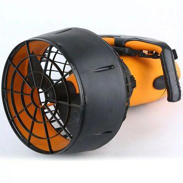 Скутер для подводного плаванияПодводные буксировщики используются