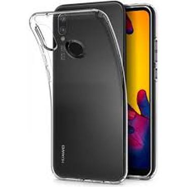 замена стекла бмв е34 в Азербайджан: Huawei P20 Lite model smartfon üçün üzlük 9D Glass və silikon çexol