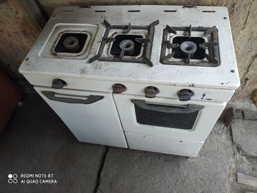 Плиты и варочные поверхности - Кыргызстан: Газ плита советская