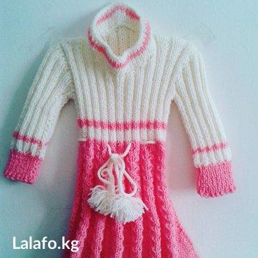 Новое Платье для девочки от 0 до 6 месяцев, в Бишкек