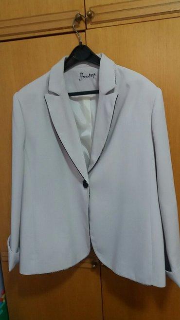 Nov elegantan kostim. 54 velicina. - Kosovska Mitrovica