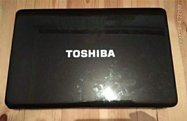 Bakı şəhərində Toshiba Satellite - L650 - 1C3 korpusu .