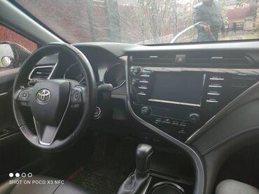 тойота камри бишкек цены в Кыргызстан: Toyota Camry 2.5 л. 2018 | 96000 км