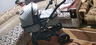 Срочно продаю коляску пользовались только дома и не долго прошу 3500