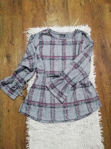 Tunika svila - Srbija: Ženska tunika. Vel xl. Cena 400 dinara