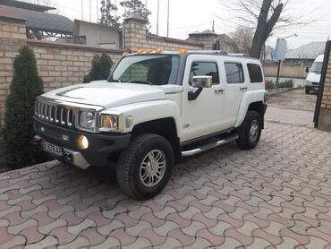 Hummer в Кыргызстан: Hummer H3 3.7 л. 2008 | 120000 км
