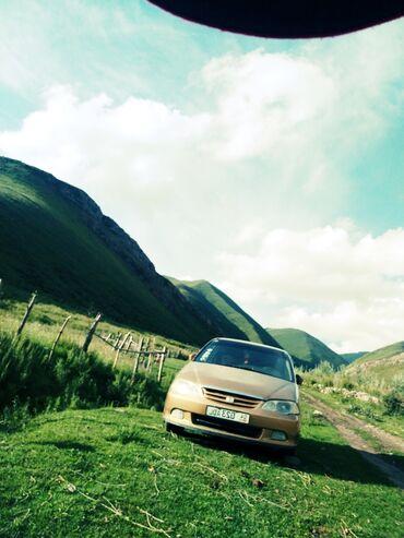Транспорт - Узген: Honda Odyssey 2.3 л. 2000