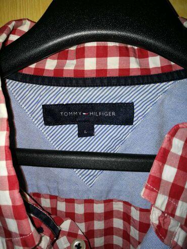 Tommy Hilfiger original kosulja, nekoriscena, pamuk, velicina L