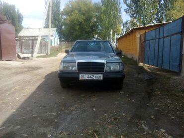 Автомобили - Каракол: Mercedes-Benz W124 2 л. 1988